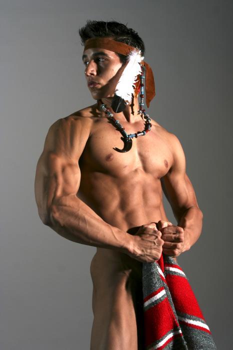 Native American I Print by Dan Nelson