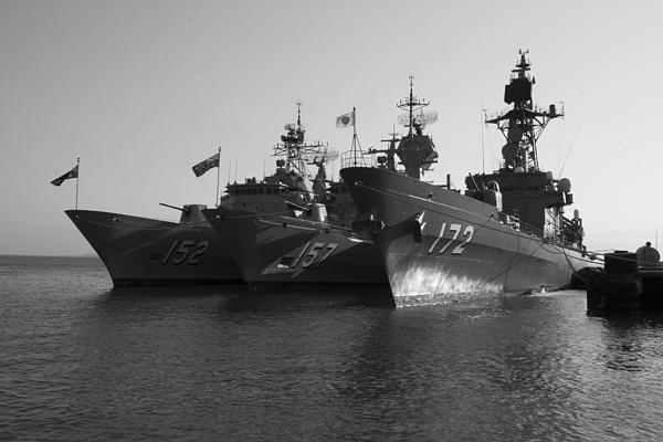 Naval Joint Ops V1 Print by Douglas Barnard