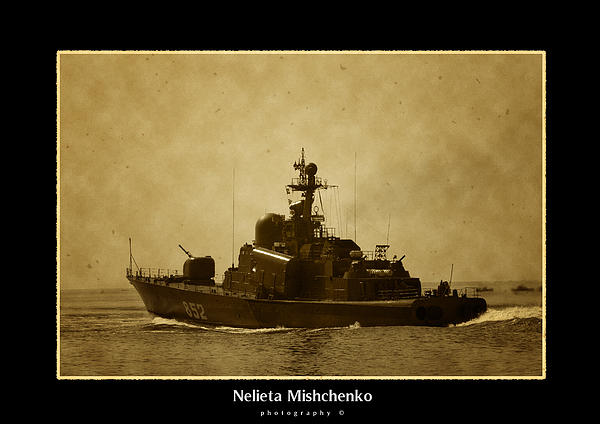 Nelieta Mishchenko - Naval Ship