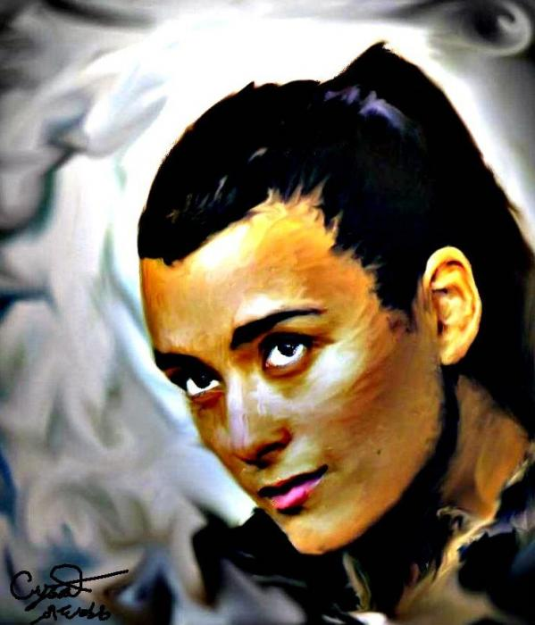 Ncis Ziva Photograph by Crystal Webb - Ncis Ziva Fine Art Prints and