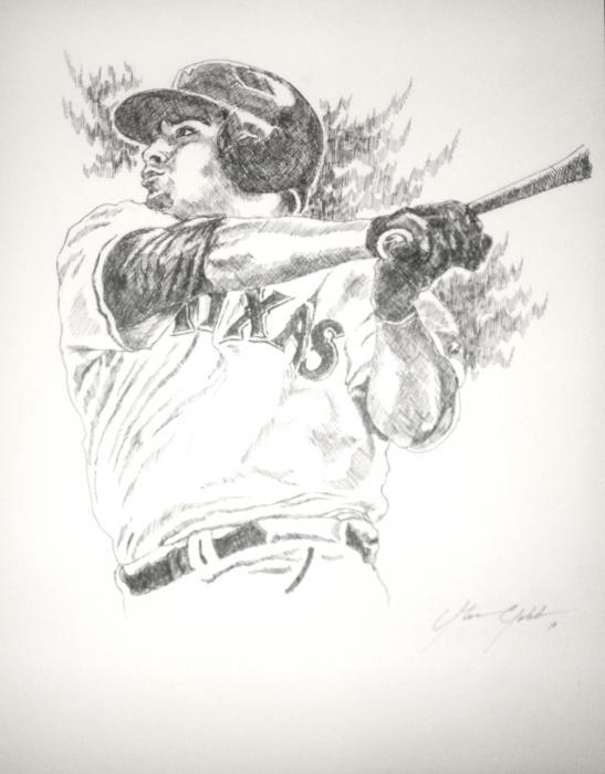 Nelly Cruz Drawing