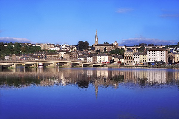 New Ross, Co Wexford, Ireland Print by The Irish Image Collection