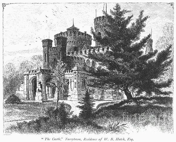 New York State: Castle Print by Granger