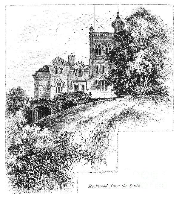 New York State: Villa Print by Granger