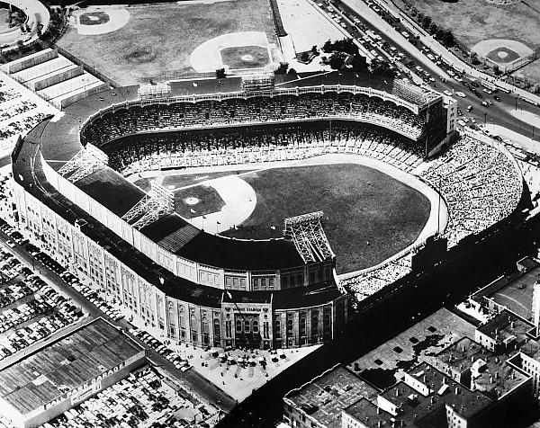 New York: Yankee Stadium Print by Granger