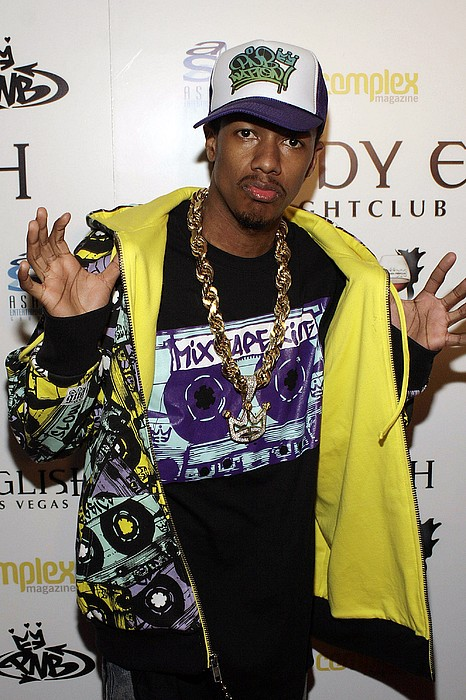 Nick Cannon At Arrivals For Nick Cannon Print by Everett