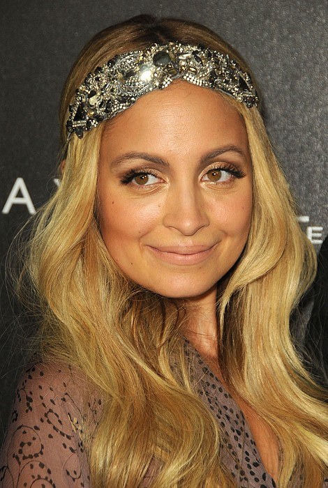 Nicole Richie At A Public Appearance Print by Everett