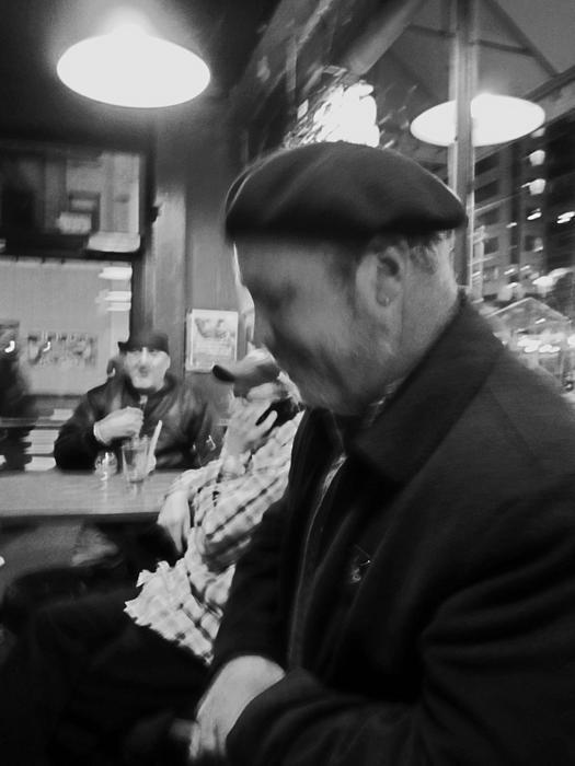 Kym Backland - Night Life At The Bar