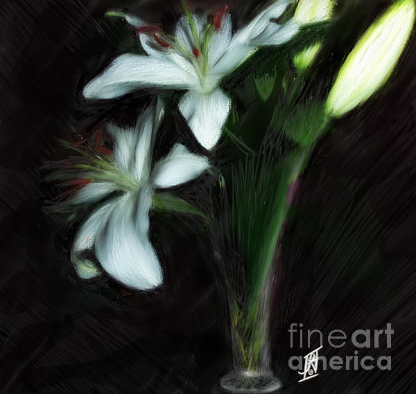 Rosy Hall - Night Lily Gift for You