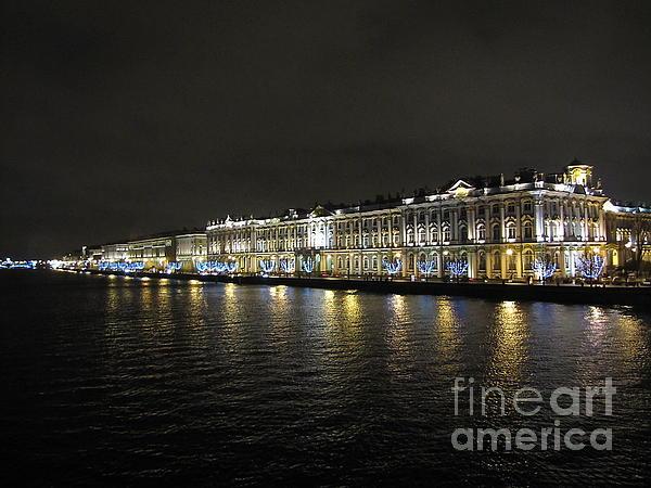 Yury Bashkin - Night Palace