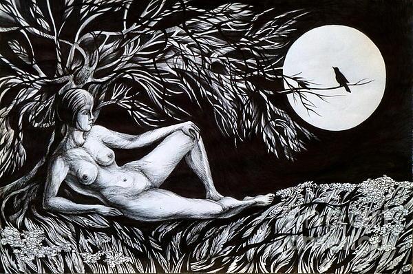 Anna  Duyunova - Nightingale Song. Part One