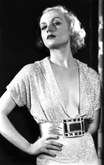 No Man Of Her Own, Carole Lombard, 1932 Print by Everett