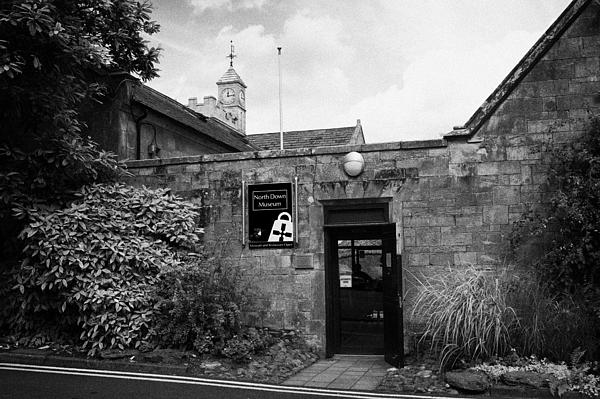North Down Museum And Heritage Centre In Bangor Castle Now The Town Hall Print by Joe Fox