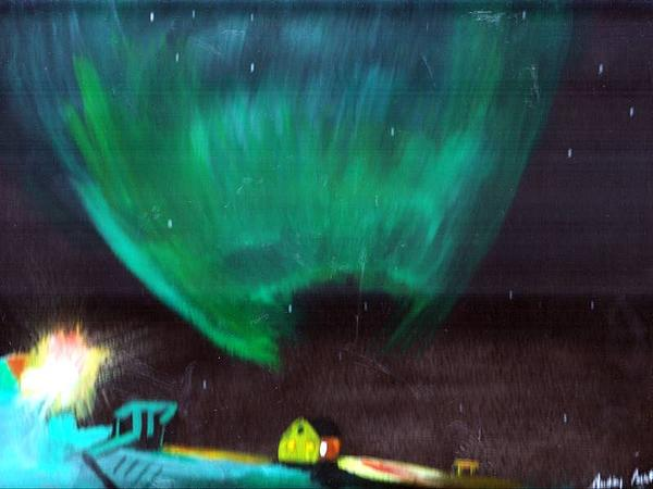 Audrey Pollitt - Norther Lights 4