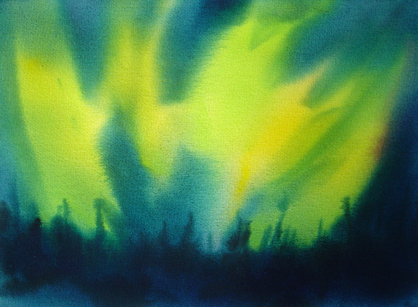 Kathy Braud - Northern Lights I
