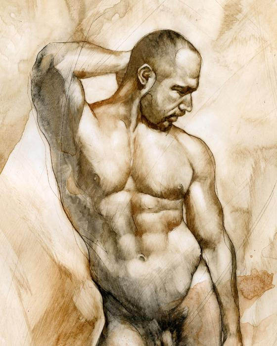 Nude Chris Lopez