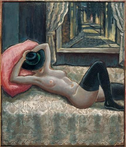 Nude Art Painting - Davinder Singh