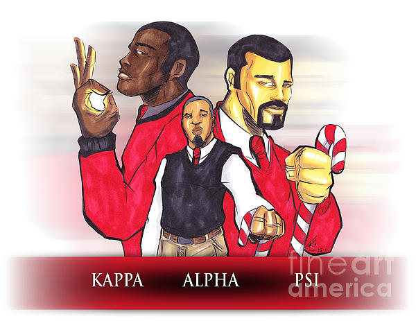 Nupes R' Us Print by Tu-Kwon Thomas