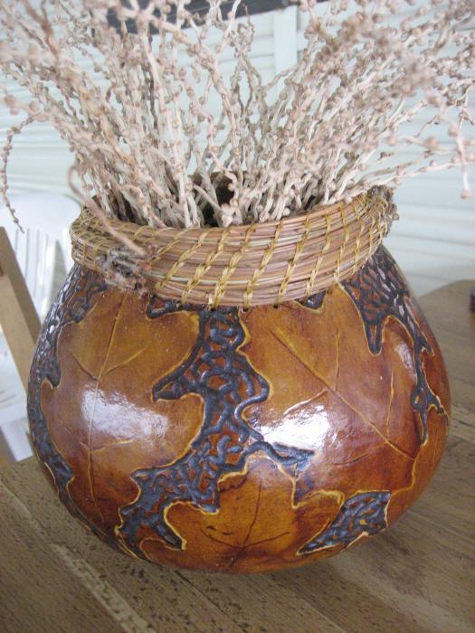 Selma Glunn - Oak Leaves