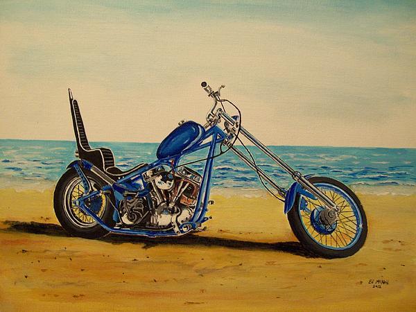 Ed McNeil - Ocean Blue