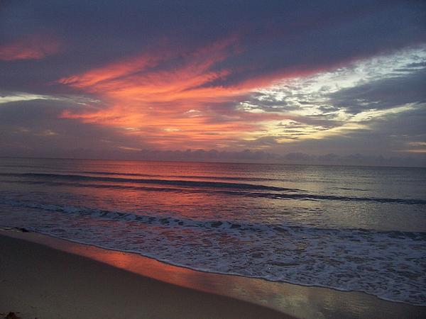 Sheila Silverstein - Ocean Sunrise