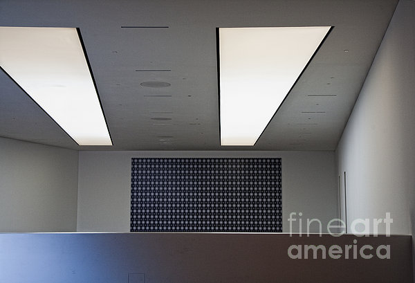 Office Ceiling Print by David Buffington