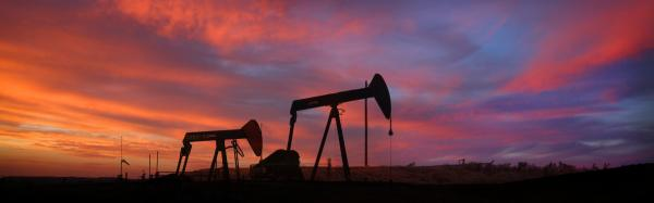 Oil Field Sunset Photograph  - Oil Field Sunset Fine Art Print