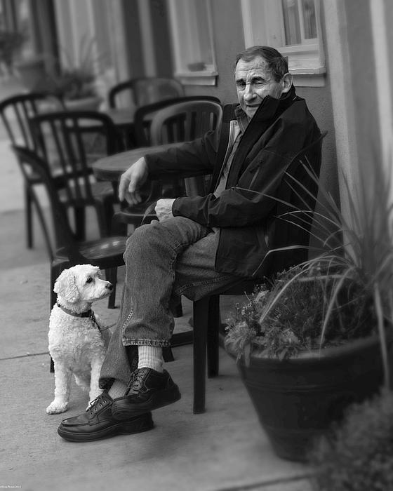 Gray  Artus - Ol Man and His Dog
