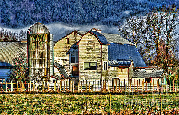 Randy Harris - Old Dewdney Barn HDR