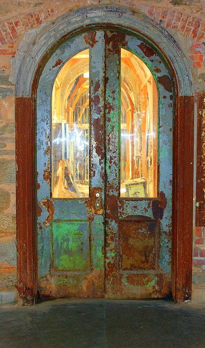 Marcia Lee Jones - Old Door In Many Shades