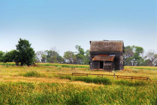 Susan Schwarting - Old Farmhouse