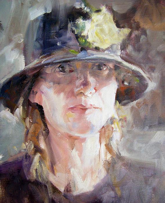 Mathew McFarren - Old Felt Hat