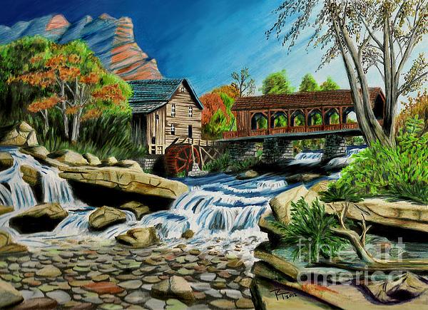 Robert Thornton - Old Grist Mill