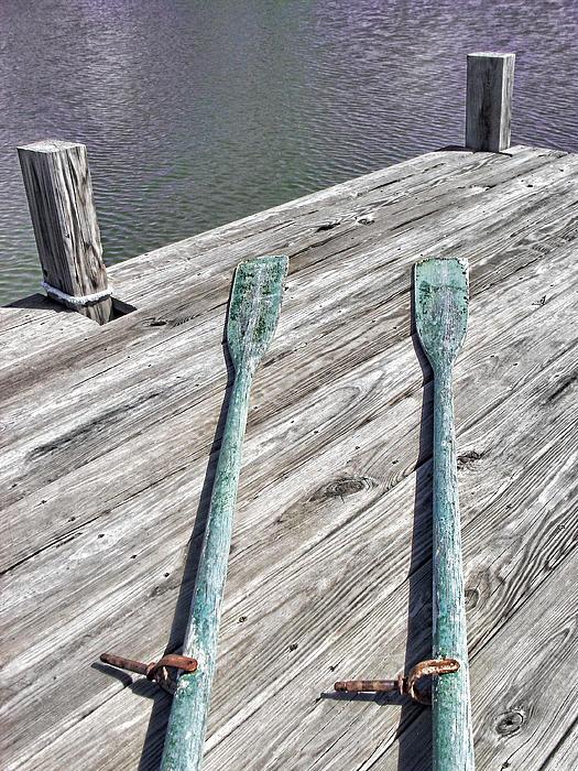 Kristie  Bonnewell - Old Oars