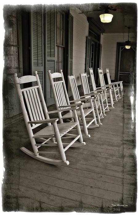 Joan  Minchak - Old South Porch