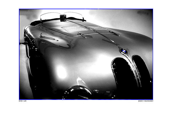 Old Style Speed Print by Jerry Taliaferro