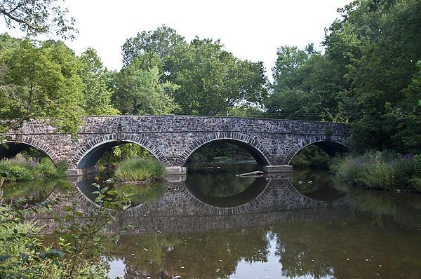 Bill Cannon - Old Sumneytown Pike Bridge over the Perkiomen Creek