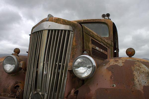 Helen Fern - Old Truck