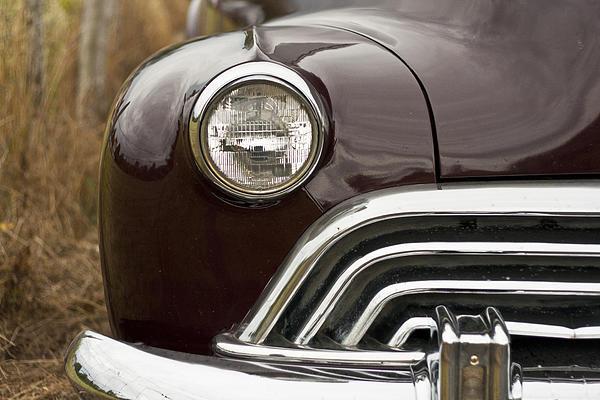 Nomad Art And  Design - Oldsmobile Close Up Front