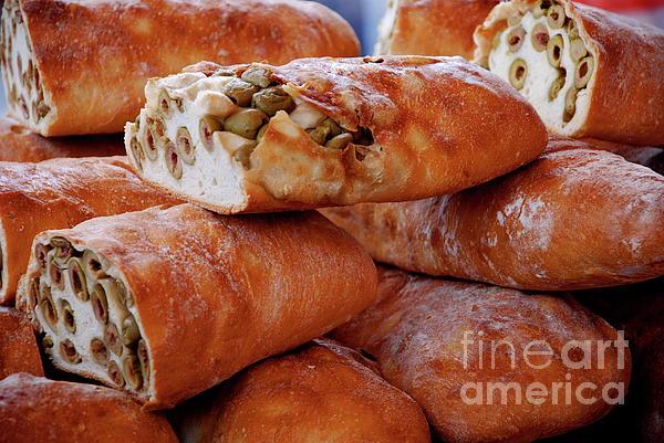 Andrea Simon - Olive Bread