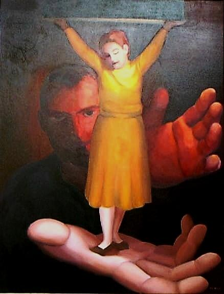 Clotilde Espinosa - On His Hands