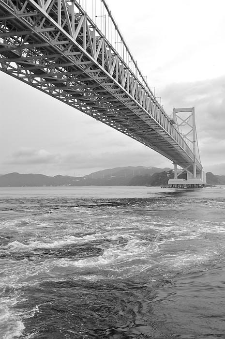 Onaruto Bridge Print by Miguel Castaneda