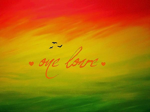 Cyryn Fyrcyd - One Love