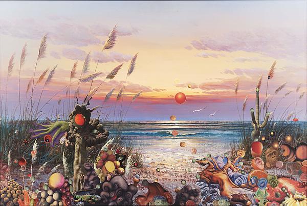 Douglas Fromm -  GilaGorilla Beach