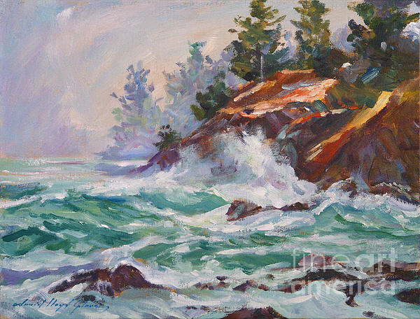 David Lloyd Glover - Oregon Coastal Mist