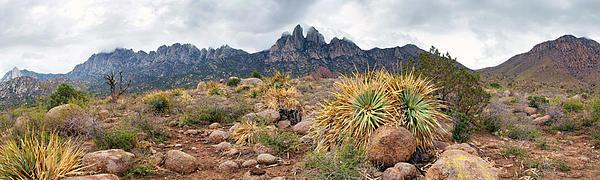 Nathan Mccreery - Organ Mountains  New Mexico