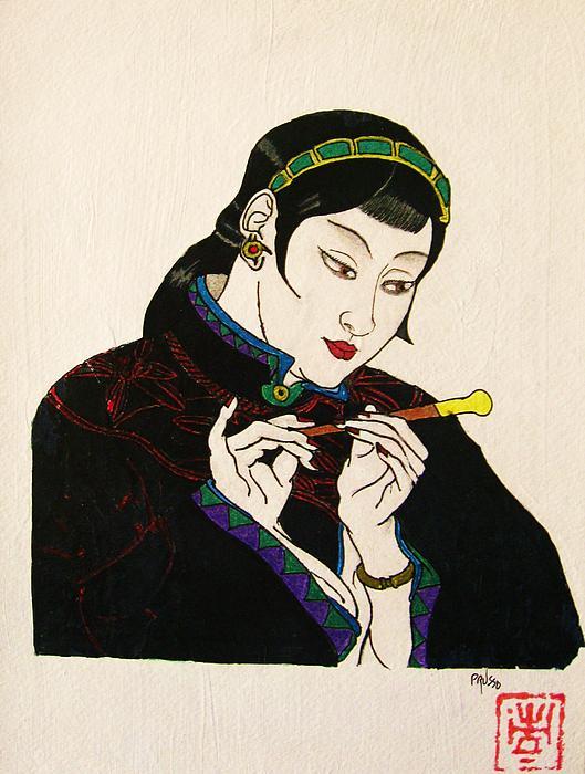 Roberto Prusso - Oriental Mademoiselle