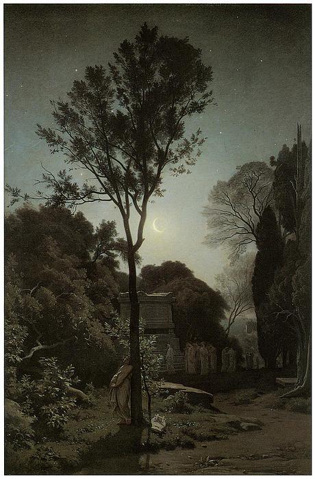 Orpheus Print by Francois-Louis Francais