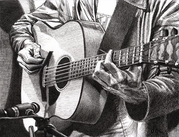 David Clemons - Oscar Plays Guitar