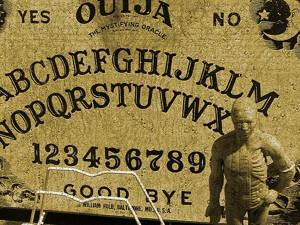 Debi Ling - Ouija board